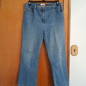 Preowned Christopher Banks 16short stretch jeans